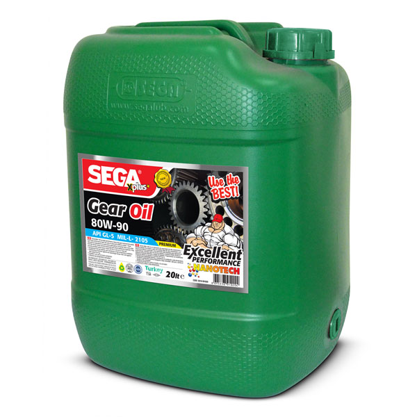 GEAR OIL EP 80W90