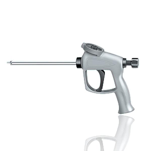 PLASTIC FOAM GUN