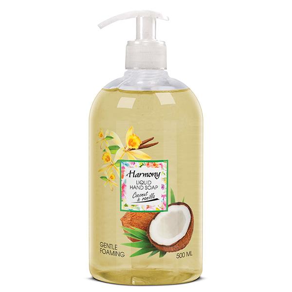 LIQUID HAND SOAP COCONUT & VANILLA