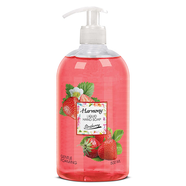 LIQUID HAND SOAP STRAWBERRY