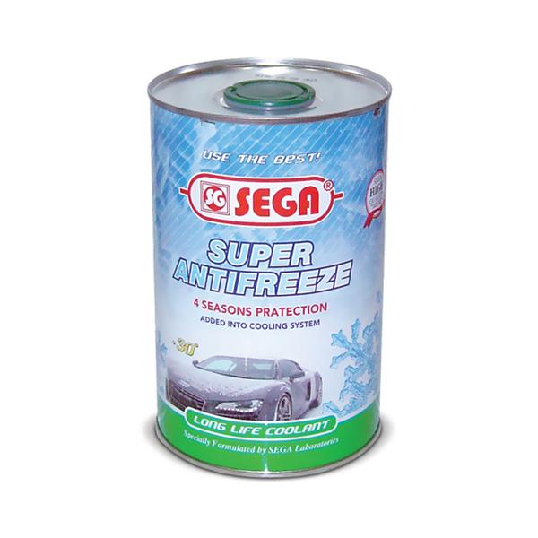SUPER ANTIFREEZE - TIN CAN