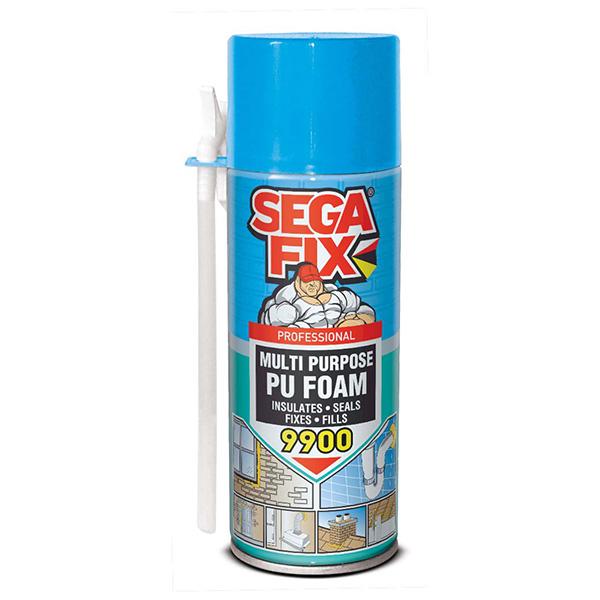 Sega Fix MULTI-PURPOSE PU FOAM