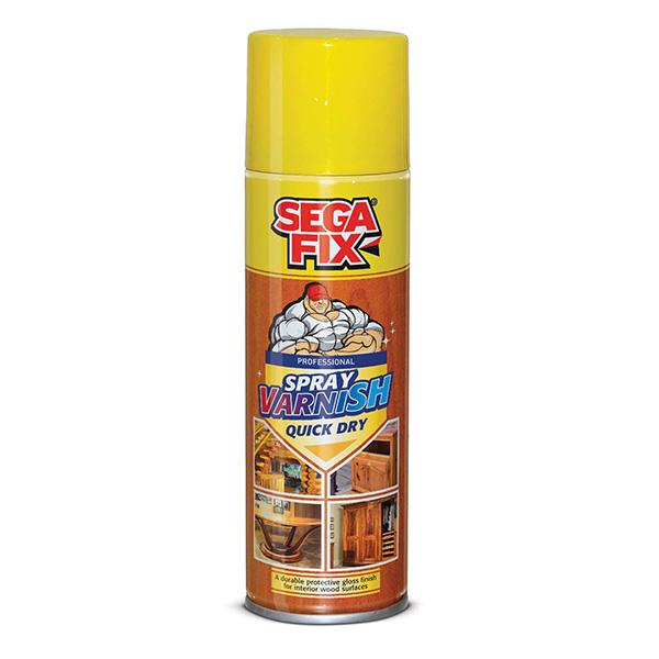 Sega Fix VARNISH SPRAY
