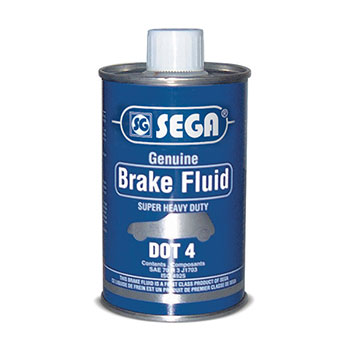 Sega Lubricant BRAKE FLUID DOT4