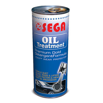 Sega Lubricant PREMIUM OIL TREATMENT